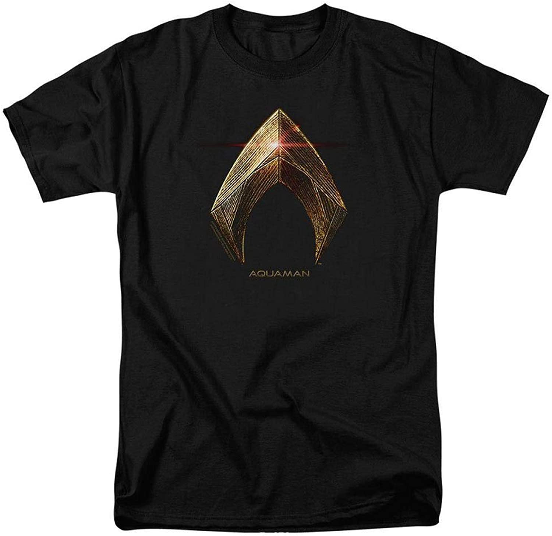 Superhero Series Personalized Printing Men's TShirt Fashion Wild ShortSleeved Men's Clothing Black eM