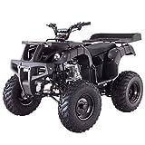 X-PRO 250cc ATV Quad Four Wheelers 250 Utility ATV Full Size ATV Quad Adult ATVs ,Black