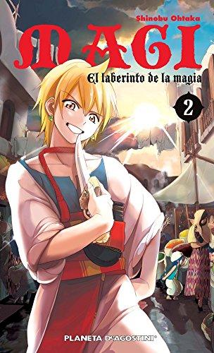 Magi El laberinto de la magia nº 02/37 (Manga Shonen)