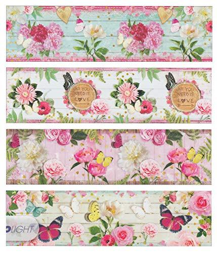 Studio Light b.v. Schrumpfmuffe - Sweet Flowers Nr. 18