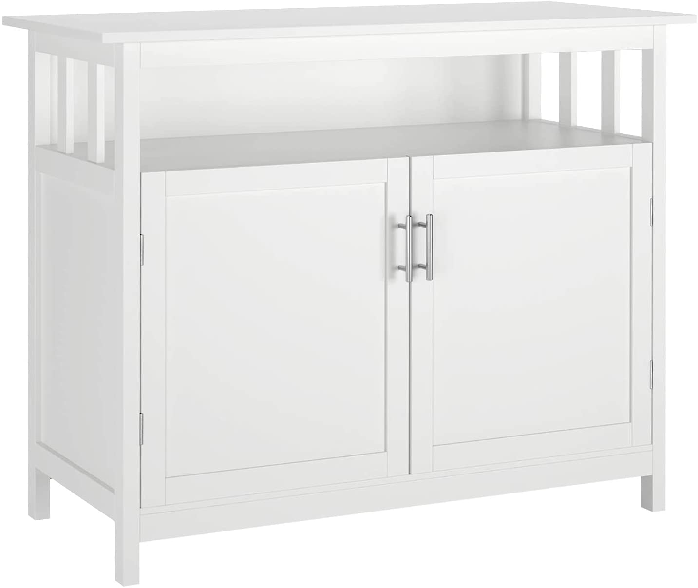 Kitchen Sideboard Cabinet with Max 68% OFF Ultra-Cheap Deals Display Cons Server Buffet Shelf