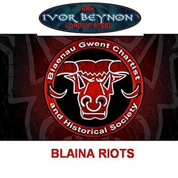 Blaina Riots