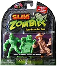 S.L.U.G. ZOMBIES FIGURES 3-PACK (SERIES 2) - Macho Mangler, Flesh-Eatin' Phil, Buck Wilde