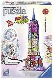 Ravensburger Puzzle 3D 12599Pop Art Edition, Empire State Building, Multicolor