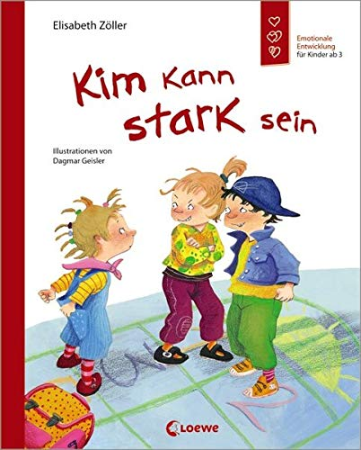 Kim kann stark sein: Emotionale Entwicklung für Kinder ab 3