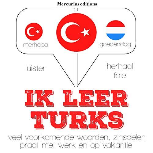 Ik leer Turks audiobook cover art