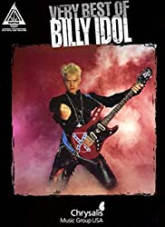Very Best Of Billy Idol (Guitar Recorded Versions) Tab