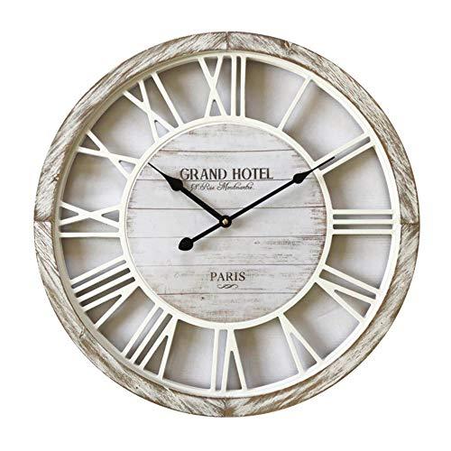 orologio da parete legno grande Rebecca Mobili Orologio da Decorazione
