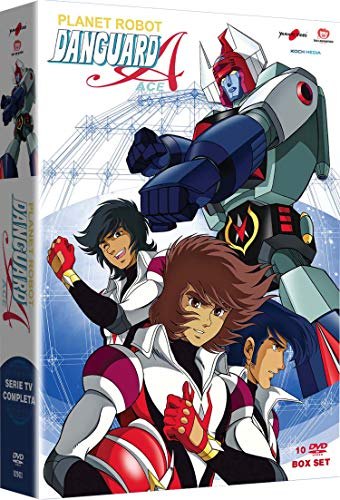 Planet Robot Danguard (Collectors Edition) (10 DVD)