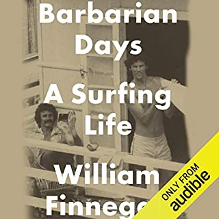 Barbarian Days cover art