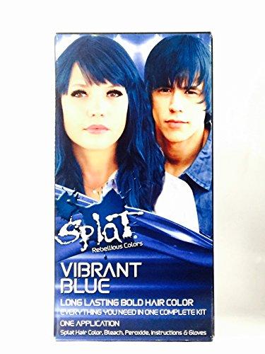 30 Wash Splat Kits (Vibrant Blue)