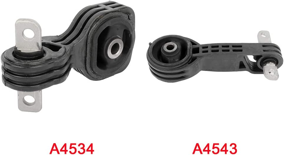 AUTOMUTO Engine Mount kit fit for 2008 2009 2006 OFFicial mail order 2010 H SALENEW very popular 2007