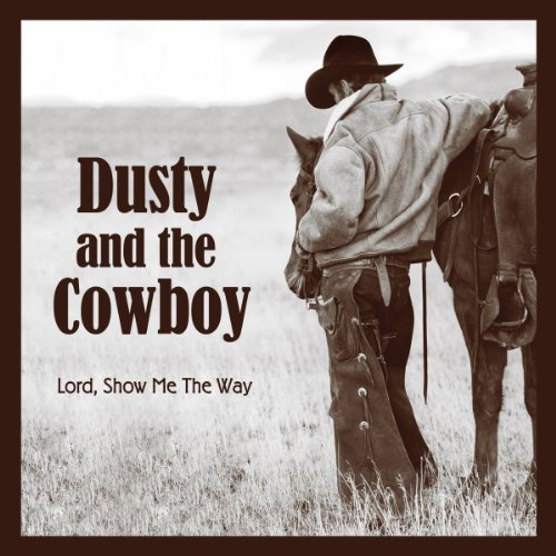 Dusty and the Cowboy audiobook cover art