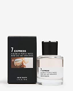 7 by Express 1.7 Ounce Men's Cologne