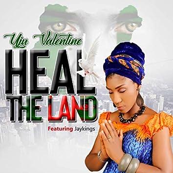 Heal the Land (feat. JayKings) (Single)