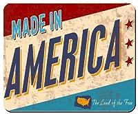 """ Made in America ""マウスパッドからRedeye Laserworks"