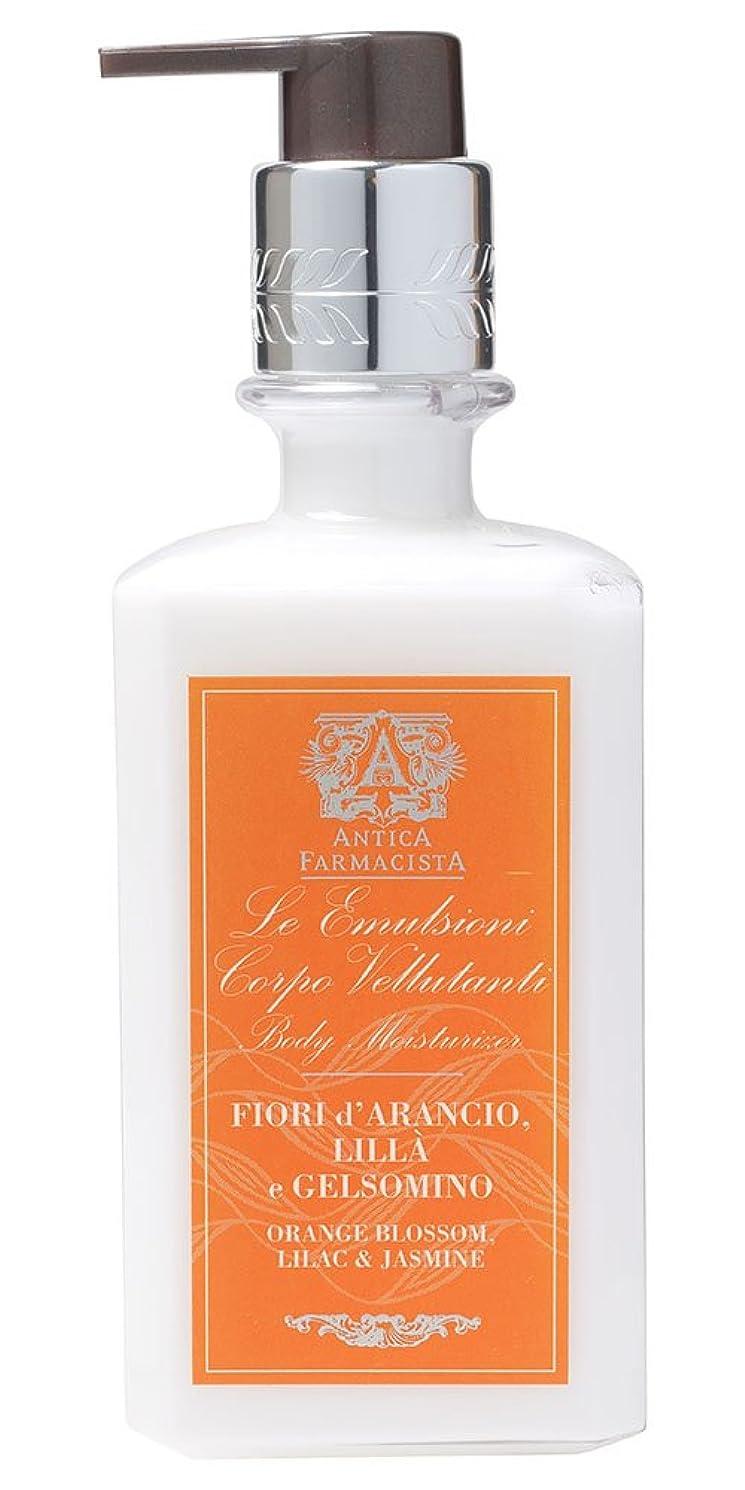 暗記するプランテーションもっとAntica Farmacista ボディローション オレンジブロッサム、ライラック、ジャスミン 296ml