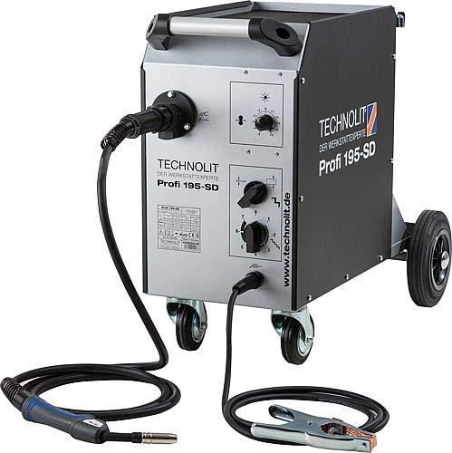 TECHNOLIT Profi 195-SD Schutzgasschweißanlage