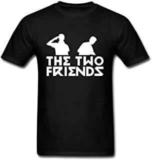 Reder Men's The Two Friends T-Shirt
