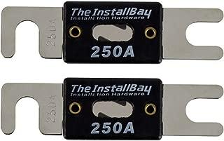 Install Bay ANL250-10 - 250 Amp ANL Fuses (10 Pack)