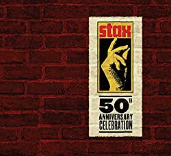 STAX 50: a 50th Anniversary Celebration [Non-Lenticular]