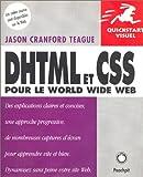 DHTML et CSS pour le World Wide Web