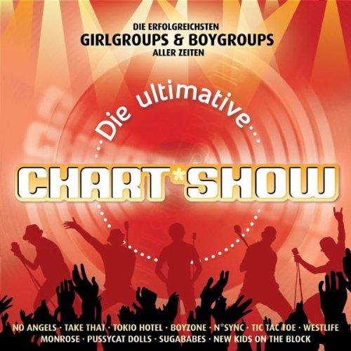 Die Ultimative Chartshow - Girl- und Boygroups