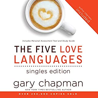 The Five Love Languages: Singles Edition audiobook cover art