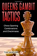 Queens Gambit Tactics: Chess Opening Combinations and Checkmates