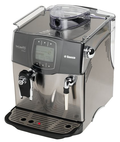 Saeco 00034 Incanto Sirius Super Automatic Espresso/Coffee Machine