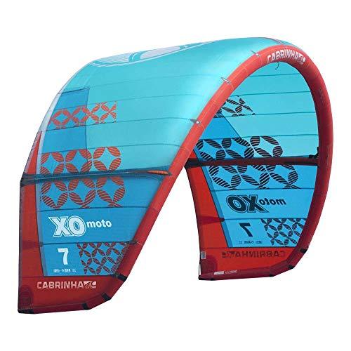 Cabrinha Moto Kite 2019-Blue/Red-12,0