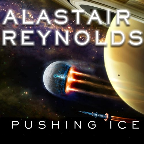 Pushing Ice cover art