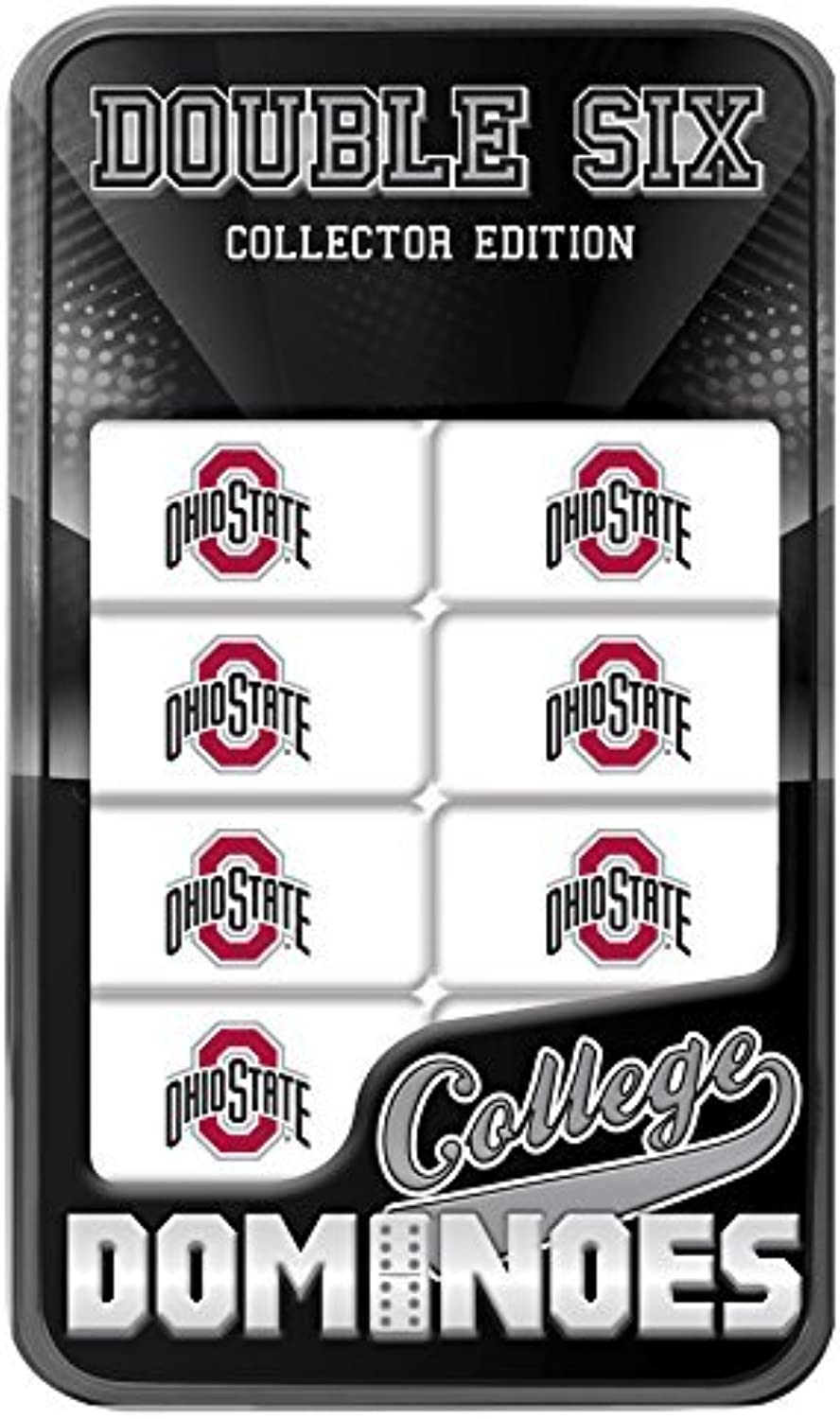 MasterPieces NCAA Ohio State Dominoes by MasterPieces