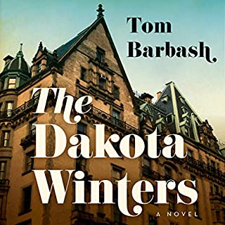 The Dakota Winters audiobook cover art