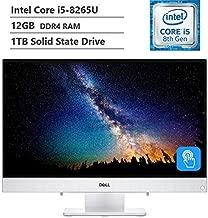"$899 » 2019 Dell Inspiron 24 3480 All-in-One AIO Desktop Computer 23.8"" FHD IPS Touch Display Intel Core i5-8265U, 12GB RAM, 1TB SSD, HDMI, Multi-Card Reader, USB 3.1, Wi-Fi, Bluetooth, Win10"