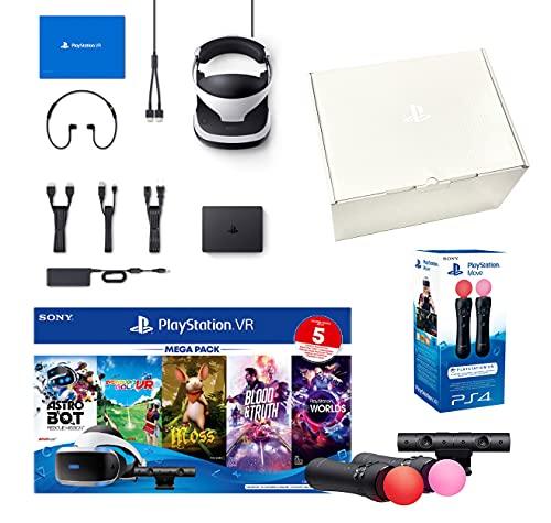 PlayStation VR2 MegaPack 2 Astro Bot + Skyrim...