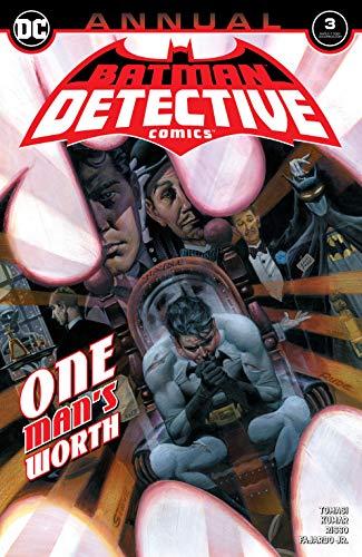 Detective Comics (2016-) Annual #3 (English Edition)