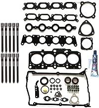 ANPART Automotive Replacement Parts Engine Kits Head Gasket Set Bolts Fit: for Audi A4 1.8L 1997-2006