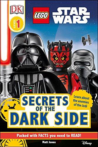 DK Readers L1 LEGO® Star Wars Secrets of the Dark Side (DK Readers Level 1)