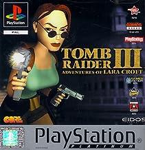 PS1 PAL Tomb Raider 3