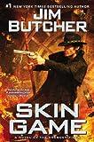Skin Game (Dresden Files #15) 表紙画像