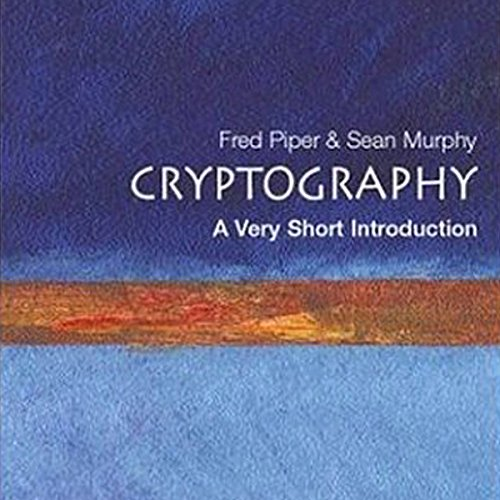 Cryptography audiobook cover art