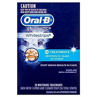 Oral-B 3D White Whitestrips 28 Treatments (B007SAWKOE)   Amazon price tracker / tracking, Amazon price history charts, Amazon price watches, Amazon price drop alerts