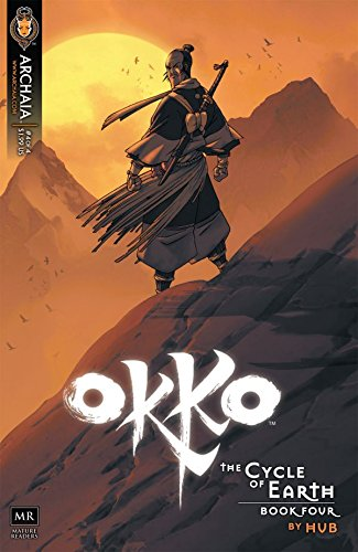 Okko: The Cycle of Earth #4 (of 4) (Okko Vol. 2: The Cycle of Earth) (English Edition)