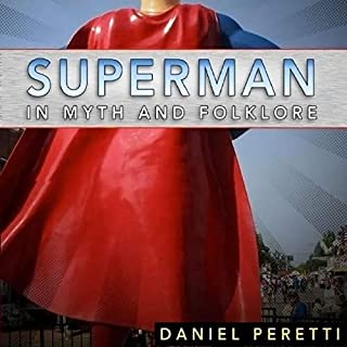 Superman in Myth and Folklore cover art