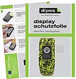 dipos I 6X Schutzfolie matt kompatibel mit Garmin Vivofit Junior Folie Bildschirmschutzfolie