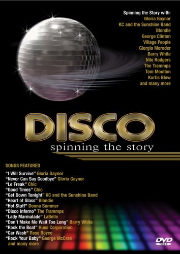 Disco - Spinning The Story [2005] [DVD] [UK Import]