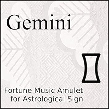 Gemini Power Music Amulet for Astrological Sign