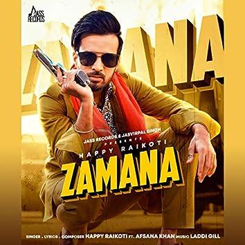 Zamana (feat. Afsana Khan)