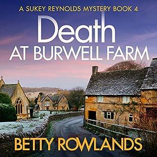 Death at Burwell Farm audiobook cover art
